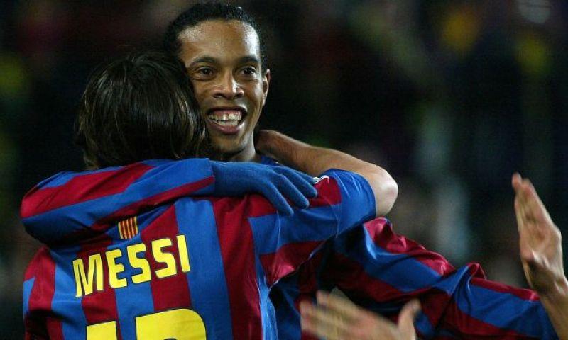 Afbeelding: Waarschuwing uit Paraguay: 'Glimlach Ronaldinho is compleet verdwenen'