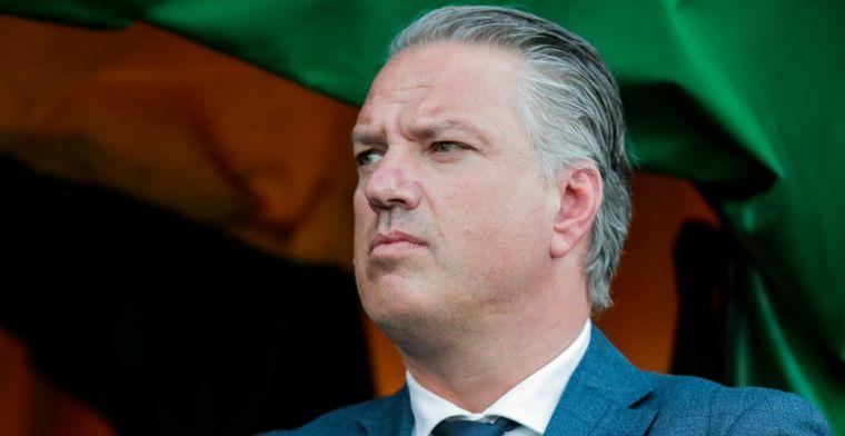 Ook Eredivisie in het gedrang: 'Uitspelen met publiek steeds minder realistisch'