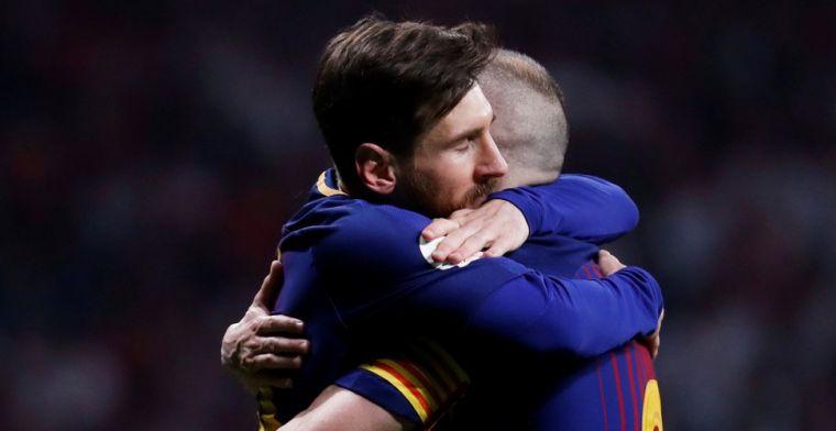 Luis Enrique: 'Hij lijkt qua talent nog het meest op Lionel Messi'