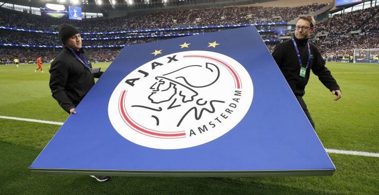 'Ik ben heel blij met mijn transfer, want Ajax is een grootmacht in de wereld'