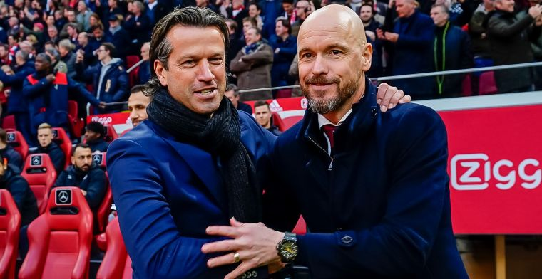 'Waar is Van der Sar? Opeens voelen ze zich in Amsterdam niet meer verheven'