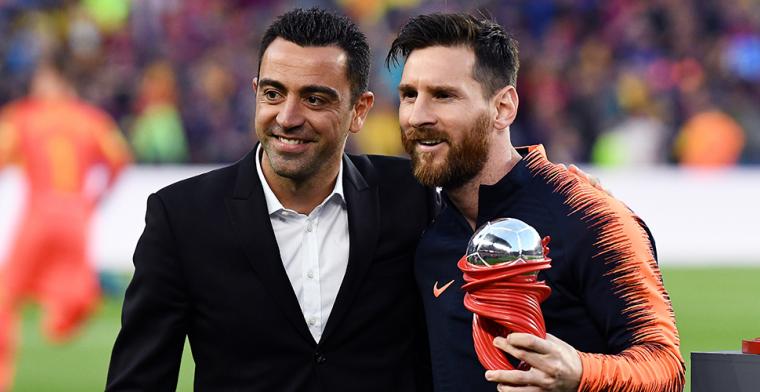 Xavi tipt drie aanvallers bij Barça: 'Hij zou een spectaculaire aanwinst zijn'