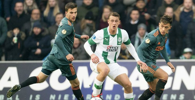 Sierhuis: 'Gemengde gevoelens, bij Groningen andere dingen gevraagd dan bij Ajax'