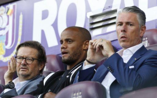 Opvallende onthulling: 'Coucke trok 'Project Kompany' bij Anderlecht in twijfel'