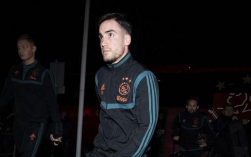 Tagliafico klaar voor vertrek bij Ajax: