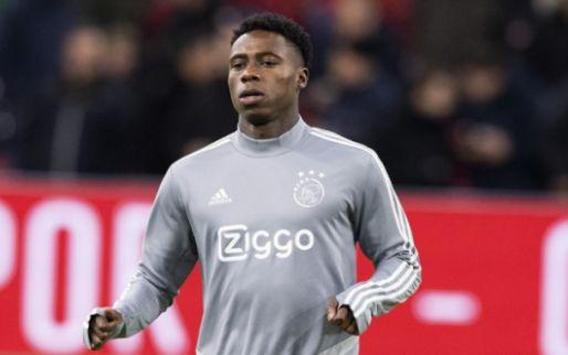 Ajax gaat in gesprek met Promes na voetbalpartijtje met Redan