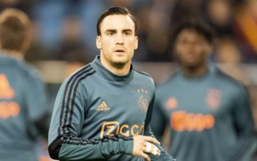 Manchester City toont interesse in Ajax-back Tagliafico