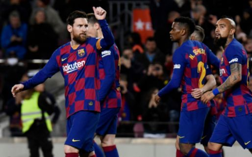 Messi tackelt commotie: Barça-spelers leveren zeventig procent salaris in