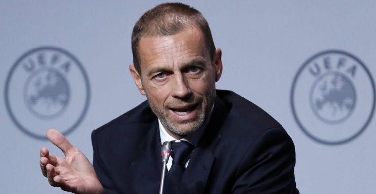 UEFA roept bonden weer bij elkaar: vergadering over speelschema en transfers