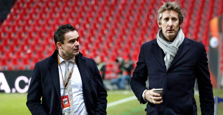 'Ik vind het absoluut niet de taak van Ajax om noodlijdende clubs te helpen'