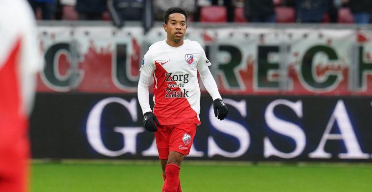 FC Utrecht zegt contracten formeel op en gaat nog in gesprek met Emanuelson