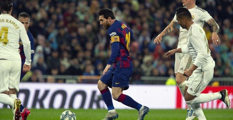 'Real Madrid heeft minder problemen dan Barça door loonplafond'