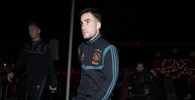 Tagliafico klaar voor vertrek bij Ajax: Ik wil graag de sprong maken
