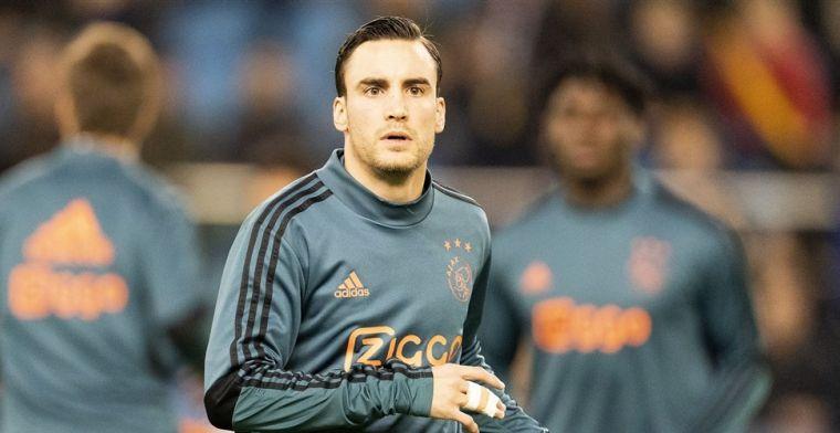 Tagliafico over carrière na afscheid: 'Weet van Ajax dat ik aanvallen leuk vind'