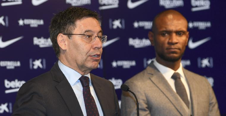 Sussende woorden van Bartomeu na stevige kritiek Messi: 'Niet gelekt'