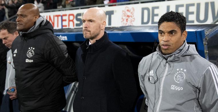Ajax-coach Ten Hag voorzichtig: 'Clubs zullen aantal weken nodig hebben'