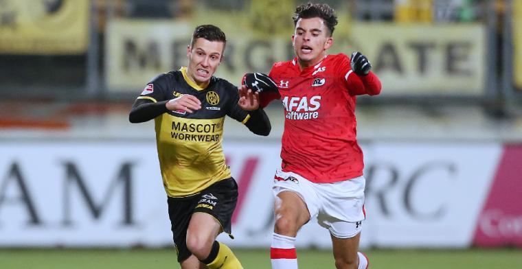 Roda JC slaat weer belangrijke slag:  Een talentvolle back