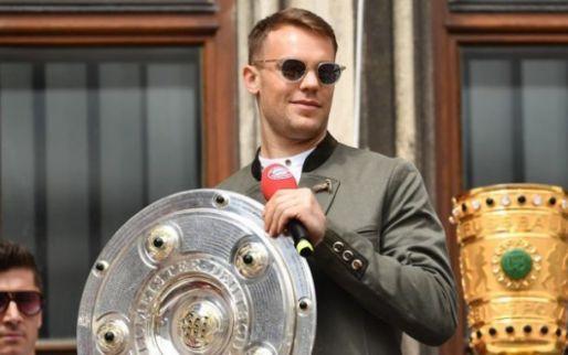 Afbeelding: 'Ontzettend brutale' Neuer onder vuur om 'pensioenverbintenis' bij Bayern