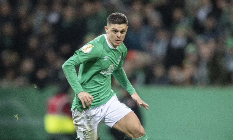 Afbeelding: Werder Bremen wil miljoenen ontvangen voor Liverpool-target Rashica