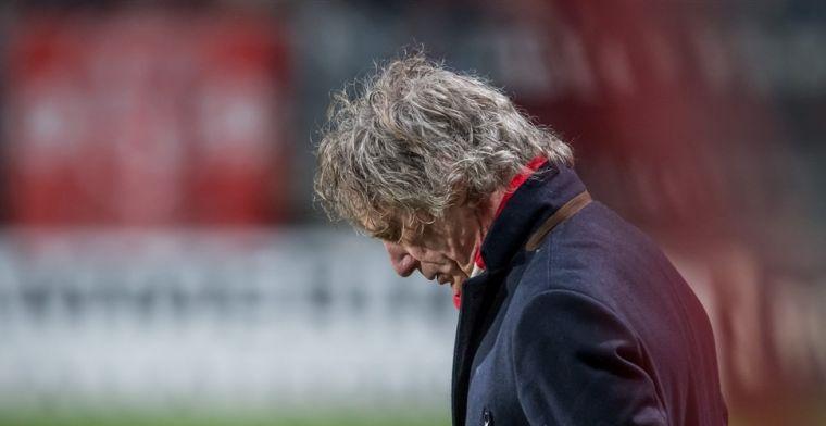 Salaris van Verbeek en spelers 'van honderd naar nul': Schijnt illegaal te zijn