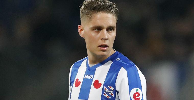 Veerman blinkt uit in Heerenveen: Er is zeker interesse getoond