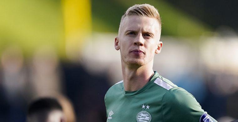 'Teleurgestelde' Baumgartl op PSV-bank onder Faber: 'Voor mij onbegrijpelijk'
