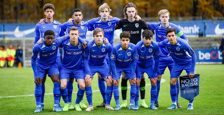 Problemen bij de U18: Standard of Genk kunnen Youth League in
