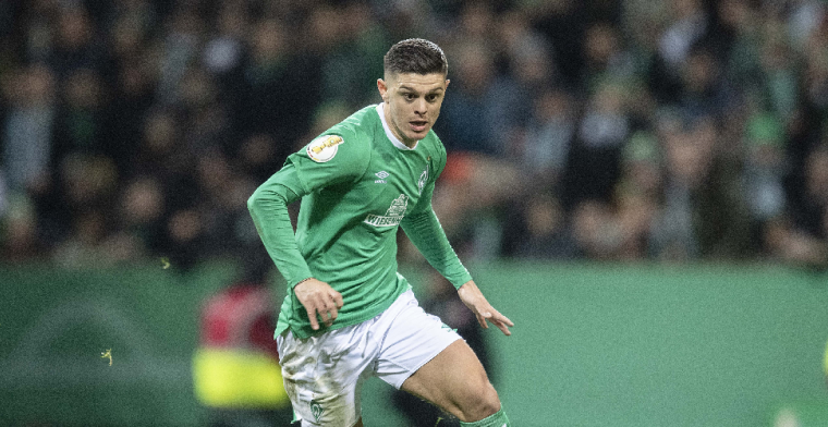 Werder Bremen wil miljoenen ontvangen voor Liverpool-target Rashica