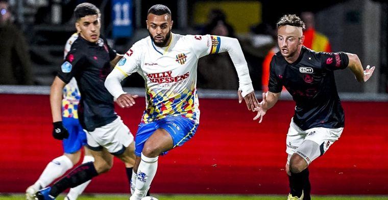 Kritiek uit Waalwijk: 'Moeilijk om de KNVB serieus te nemen als we moeten spelen'