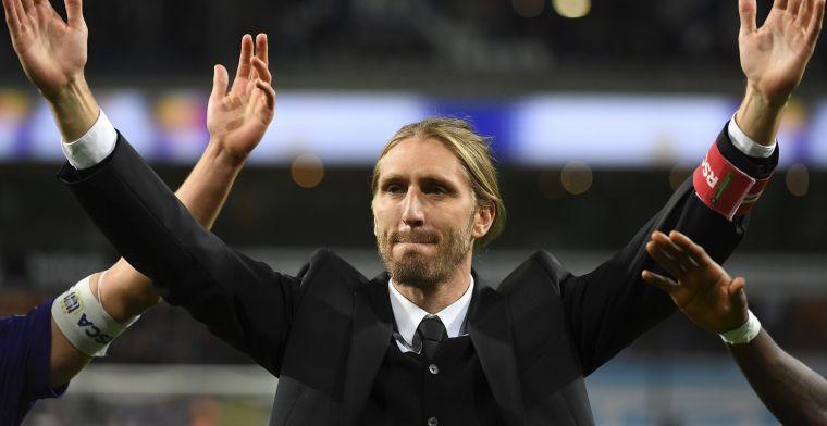 Frutos over zijn vertrek bij Anderlecht: Heb geen echte kans gekregen