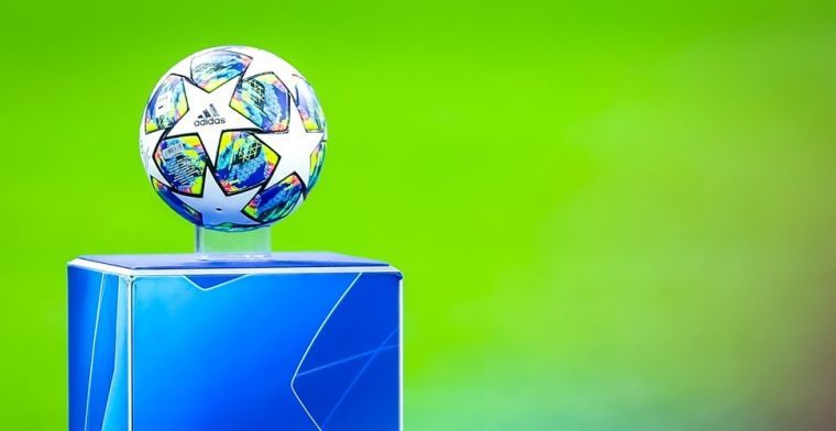 'Europese finales zonder publiek, voorrondes voor komend seizoen over één duel'