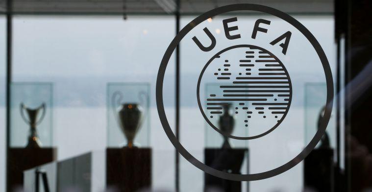 UEFA: Jupiler Pro League en andere nationale competities mogen ná 30 juni eindigen