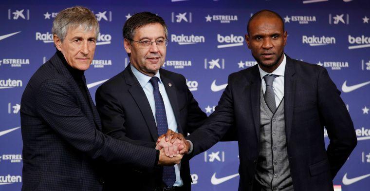 Bartomeu: 'Barcelona heeft budget en zal goede spelers contracteren'