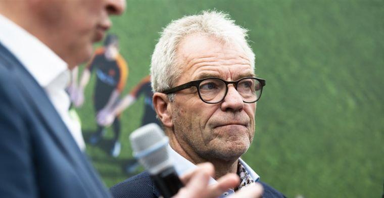 KNVB komt met statement: 'iets concreter' plan voor Eredivisie-ontknoping