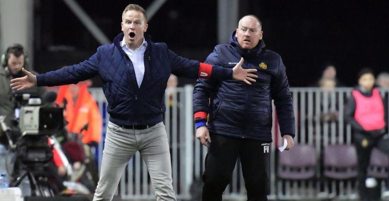 Vrancken wil versterking zien bij KV Mechelen: Een oplossing voor vinden