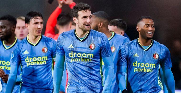 'Feyenoord zwaait zevental uit, Botteghin en Fer blijven mogelijk wél'