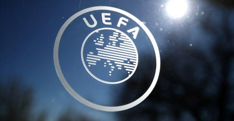 LIVE: UEFA geeft update in vergadering met KNVB en 54 andere bonden