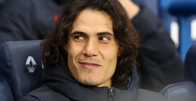 'Cavani kiest voor opvallende transfer en keert PSG en Europa de rug toe'