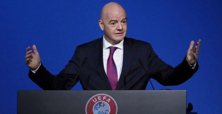 AD: FIFA wil voetbal ná 30 juni, transfers opgeschoven en contracten verlengd