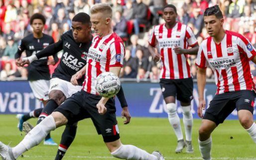 Afbeelding: AD: 'PSV en AZ steunen Ajax en hopen op voortijdig einde van het seizoen'