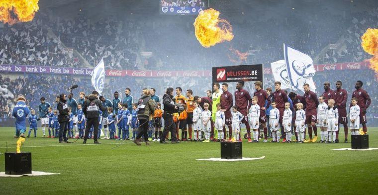 UEFA niet blij met beslissing Belgische Pro League: 'Dit was niet de bedoeling'