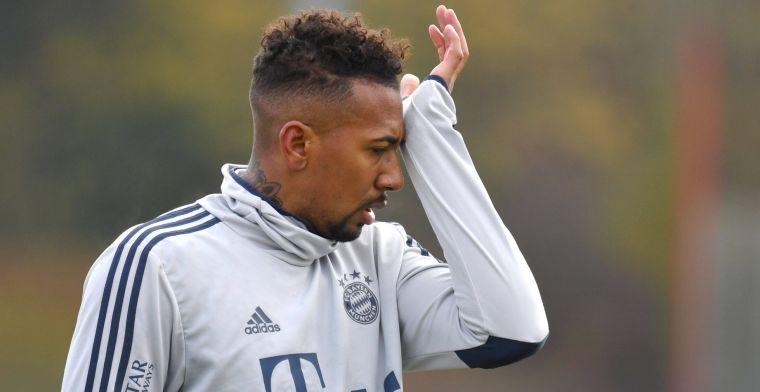 Boateng kwaad op Bayern München: 'Dat ze me daar voor straffen, vind ik triest'