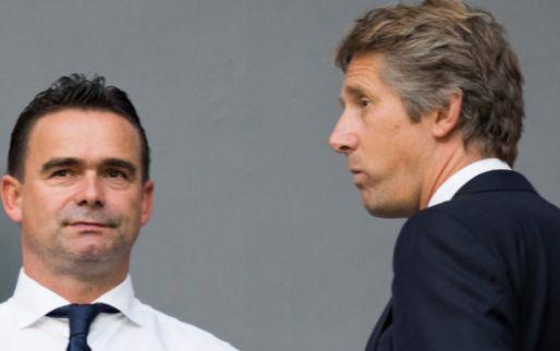 'Overmars verbreekt Eredivisie-pact: clubs roepen Van der Sar ter verantwoording'