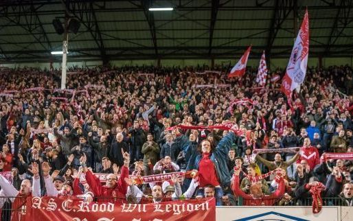 Afbeelding: Antwerp rechtstreeks Europa in zonder bekerfinale?