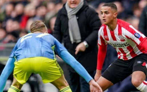 Afbeelding: 'De intentie van PSV is duidelijk bij Ihattaren en zaakwaarnemer Mino Raiola'