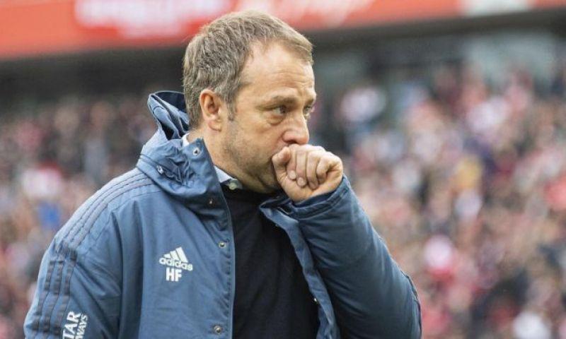 Afbeelding: Witte rook uit München: Flick (55) tekent nieuw contract bij Bayern