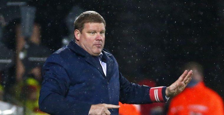 Vanhaezebrouck: Wat bij Anderlecht gebeurt, is ongezien in het Belgische voetbal