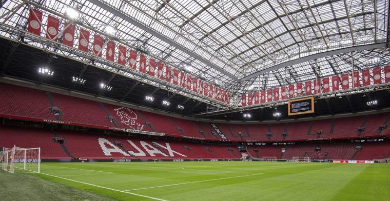 Amsterdam als EK-speelstad voor 2021 nog niet zeker, UEFA legt verzoek neer