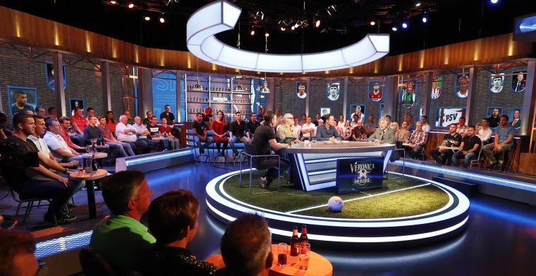 Voetbal-tv in coronatijden: doffe dreunen voor FOX en Ziggo, VI in de lift