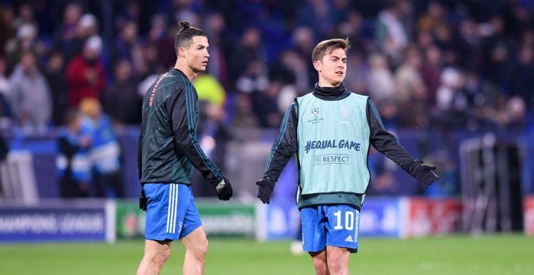 'Ik zei tegen Cristiano: in Argentinië haten we je om wie je bent, hoe je loopt'